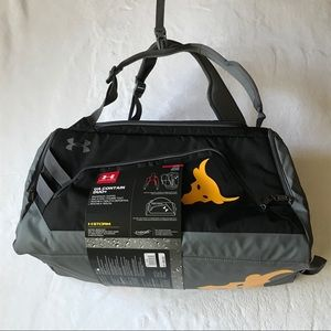 Under Armour Bags - Under Armour x Project Rock Contain Backpack 88db1c6dca